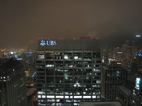 Steven S. Gearhart, Chicago UBS Tower