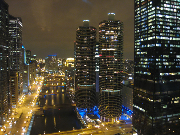 Steven S. Gearhart, Chicago Marina Towers