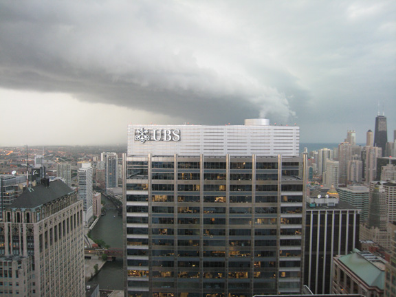 Steven S. Gearhart, Chicago, UBS Tower