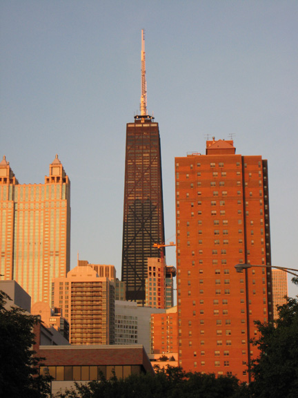 Steven S. Gearhart, Sears Tower Chicago