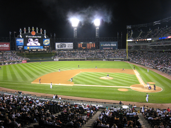 Steven S. Gearhart, US Cellular Field, Chicago Illinois