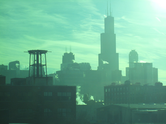 Steven S. Gearhart, Chicago Sears Tower